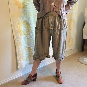Magnolia Pearl Linen Pant
